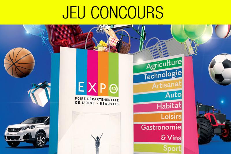 Résultats jeu concours EXPO 60