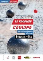 TROPHEE L'EQUIPE DE PETANQUES