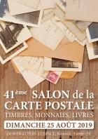 41eme SALON DE LA CARTE POSTALE