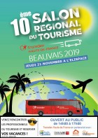 10 éme SALON REGIONAL DU TOURISME
