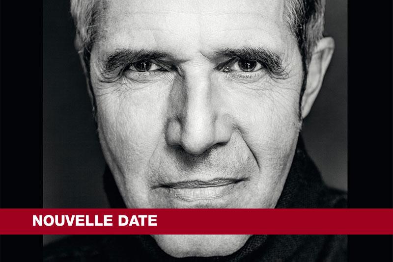 CONCERT - NOUVELLE DATE : Julien CLERC
