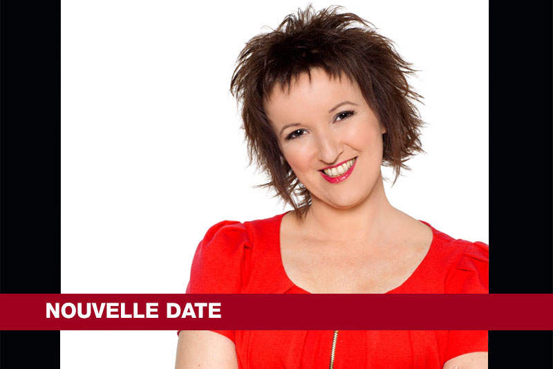 Spectacle - Nouvelle date : Anne Roumanoff